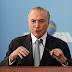 Desembargador do TRF-2 manda soltar o ex-presidente Michel Temer