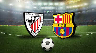 شاهد مباراة برشلونة وأتلتيك بيلباو بث مباشر الاربعاء 11-1-2017  فى كأس ملك إسبانيا /2017