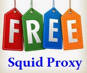 Free Proxy List Server 2016