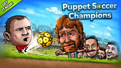 Puppet Soccer Champions Apk for Android Online
