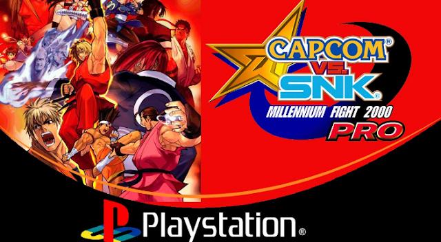 Capcom vs SNK Millennium Fight 2000