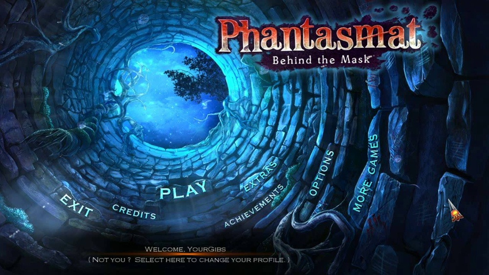 Phantasmat 5 Behind the Mask Collector's Edition Poster