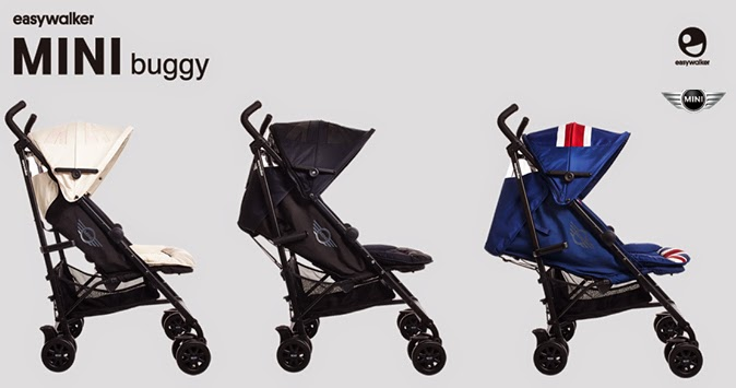Maxi Cosi Travel System Stroller Easywalker Mini Buggy Lovelyn