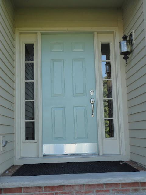 Carnoustie Lane Wyeth Blue Front Door
