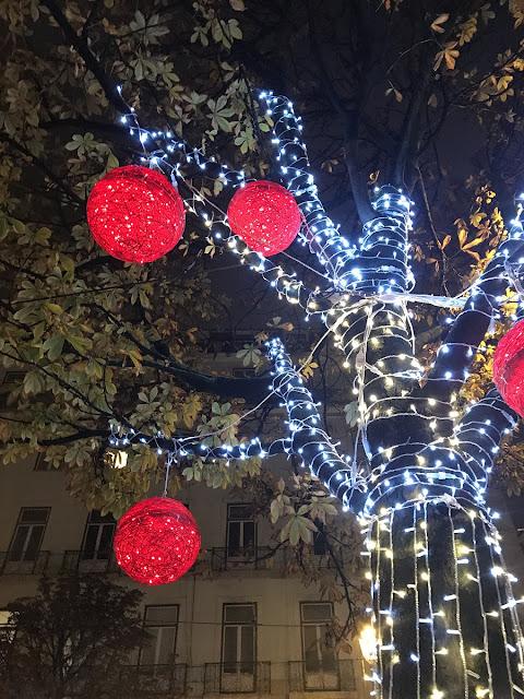 Natal, Lisboa
