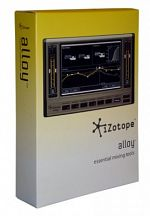 Free Download Software Full: IZotope Alloy v2 01| Free