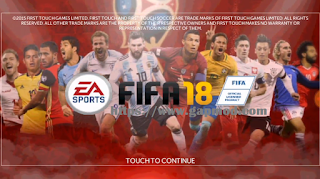 FTS Mod WC 2018 Full Europa League Updates Apk Data Obb