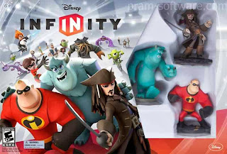 Disney Infinity Theme Pack