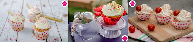Concours Cupcakes pour mon anniversaire - avec ScrapCooking