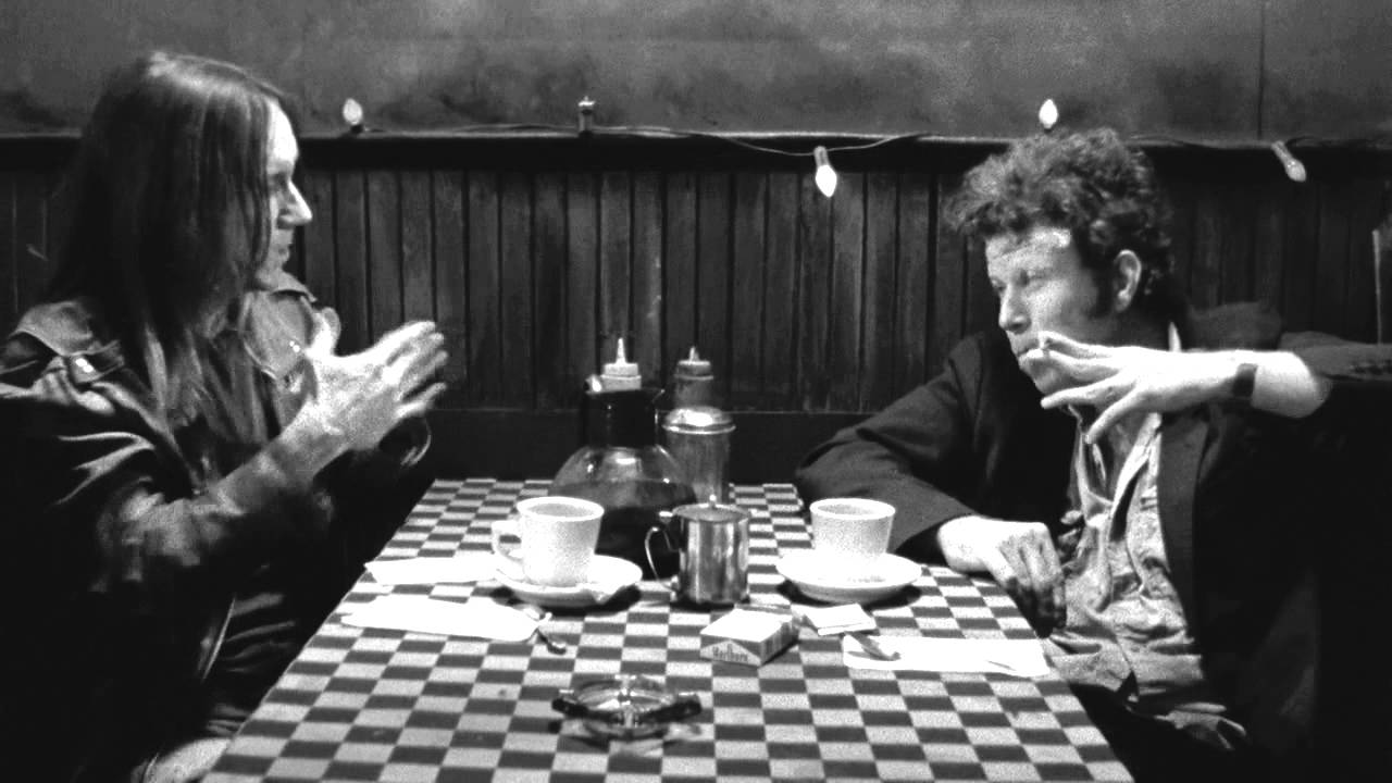 Coffee and Cigarettes - Tom Waits & Iggy Pop