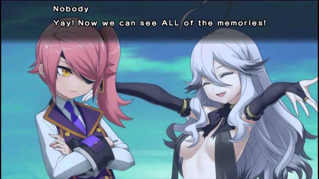 XBlaze: Lost memories Screenshot-2