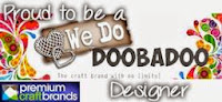 So proud do design for  We Do Doobadoo