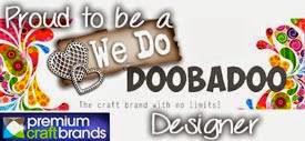 So proud do design for  We Do Doobadoo