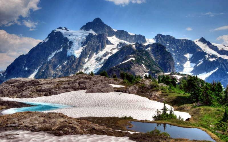 Taman Nasional Lorentz | Foto: Curug Sewu