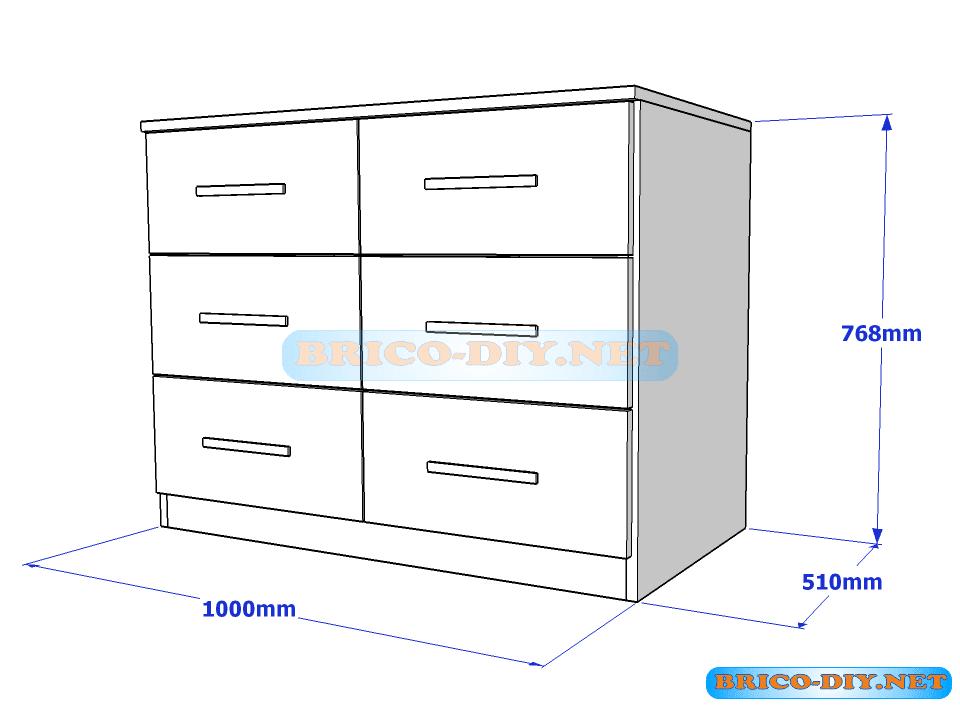 Planos para hacer muebles de cocina gratis for Planos muebles de cocina para armar