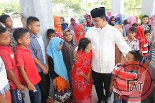 3.815 Anak Yatim Di Bireuen Terima Santunan Pemerintah Rp200 Ribu
