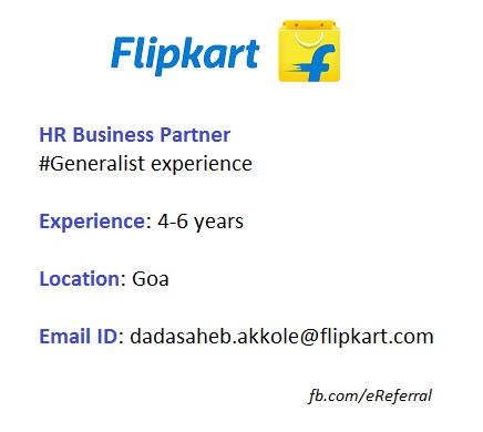 Employee Referral Flipkart HCL TechMahindra
