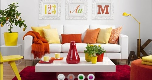 Wall Colour Inspiration: Theme Design: Same Room, Different Colors!