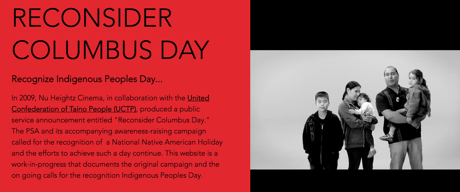 reconsider columbus day