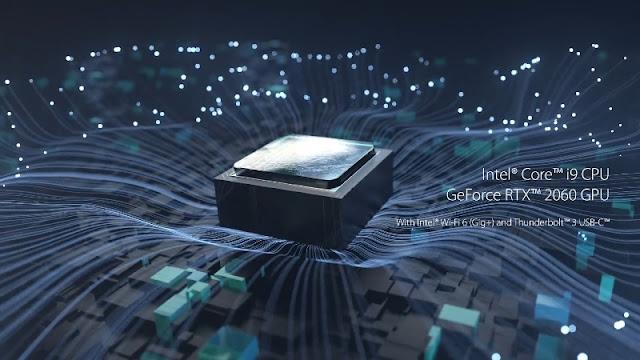 Prosesor dan fitur Asus ZenBook Pro Duo