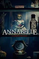 pelicula Annabelle 3: Viene a casa (2019)