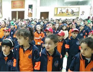 عدد طلاب مدارس الابتدائية الكويت