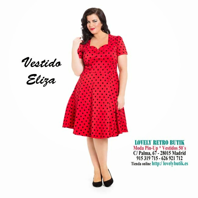 Ropa Pin Up Online Tallas Grandes