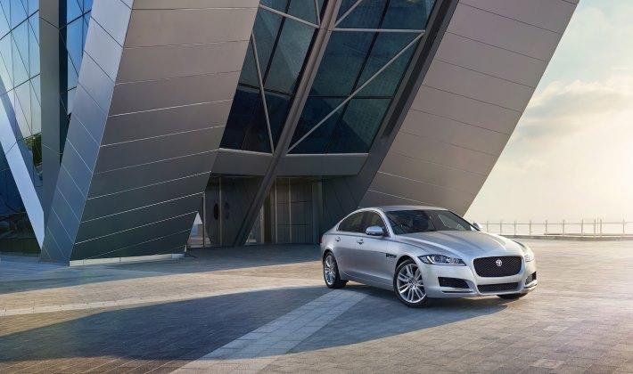 Image 10: 2016 Jaguar XF