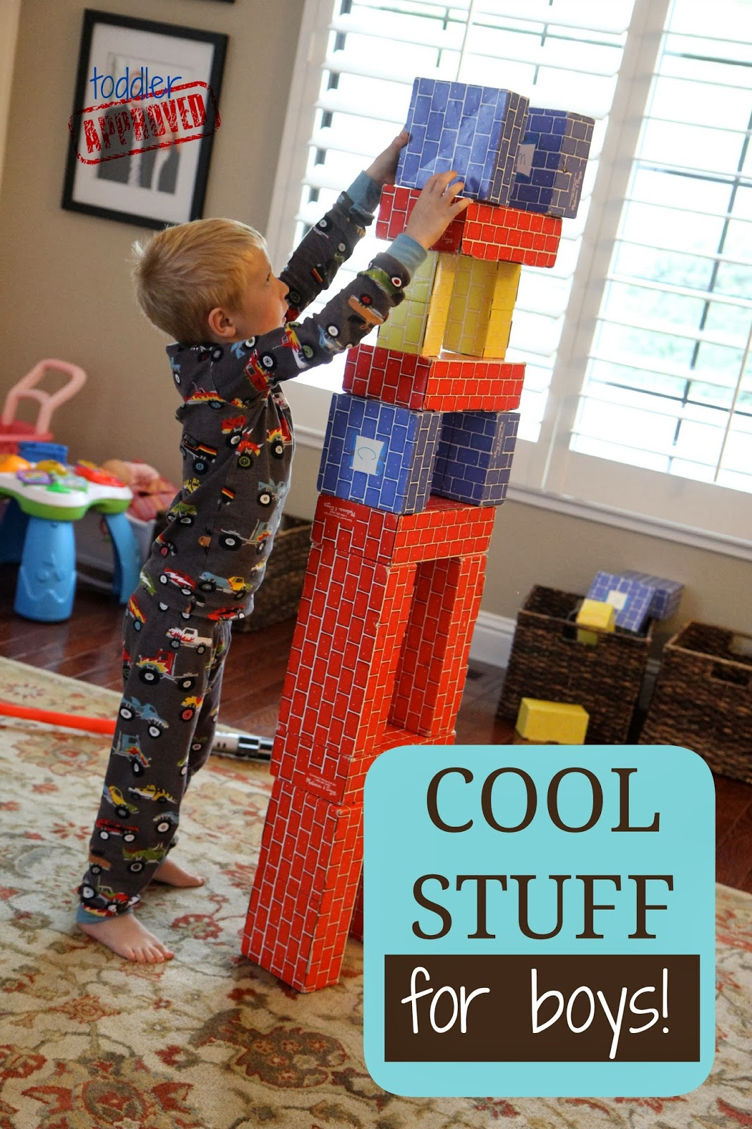 Toddler Approved!: Cool Stuff For Boys!