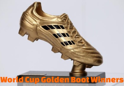 FIFA, World Cup, world cup golden boot, golden boot winners, golden shoe, list, by year, most goals, all time, world cup tournament.