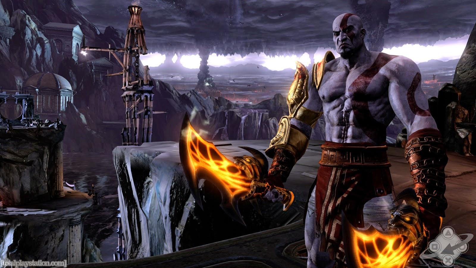 تحميل لعبة god of war 2 للكمبيوتر myegy