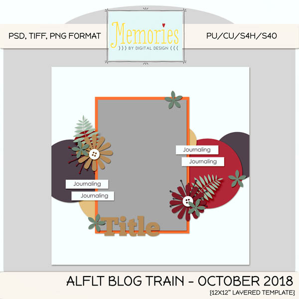 Freebie: iDSD ALFLT Blog Train