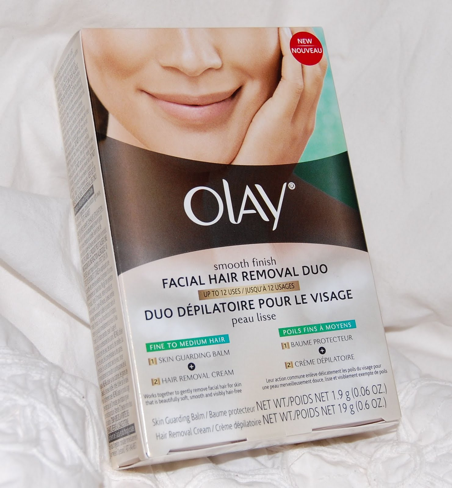 Beauty Squared Olay Smooth Finish Facial Hair Removal Duo Review