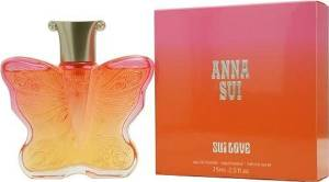Sui Love by Anna Sui for Women Edt Spray 2.5 Oz