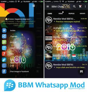 BBM MOD HAPPY NEW YEAR v2.11.0.16 Apk