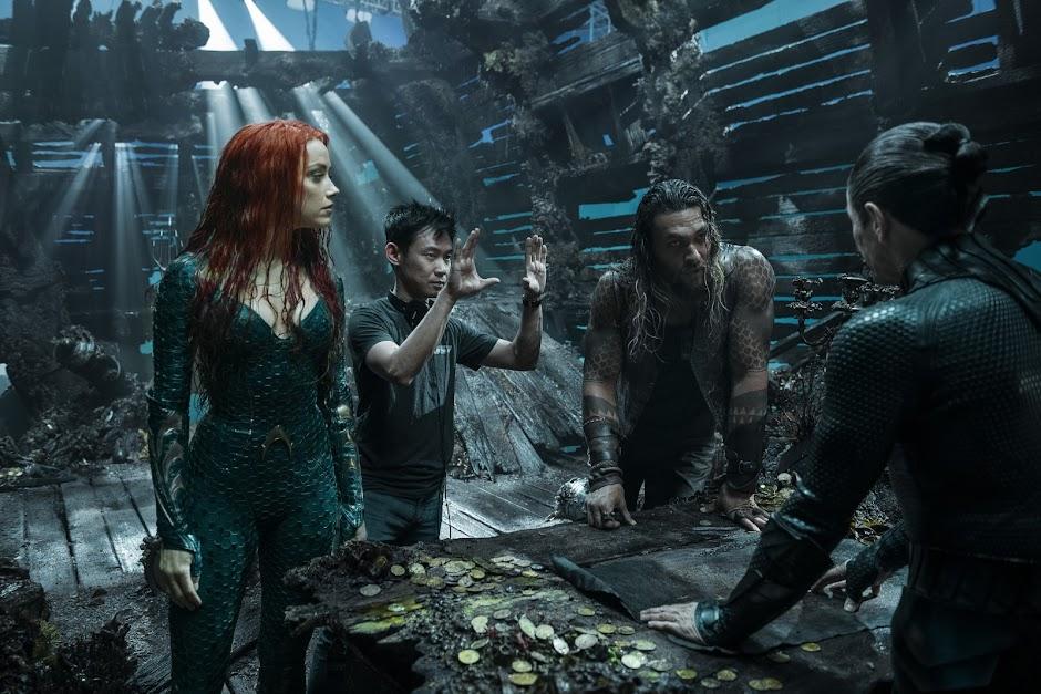 """""""Aquaman"""" não terá participação de outros membros da Liga da Justiça"""