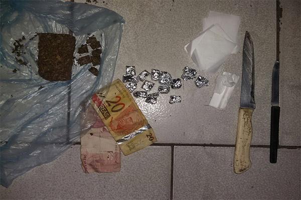 Em Batalha/AL, PC prende homem acusado de tráfico de drogas
