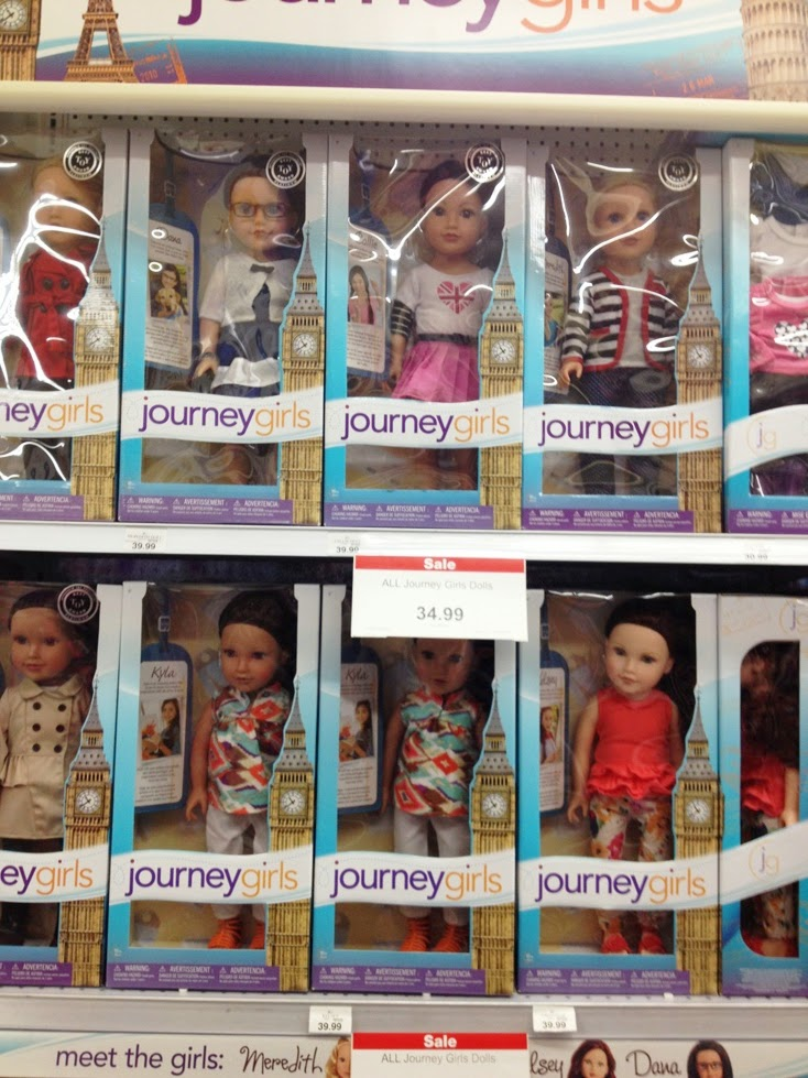 Living A Doll S Life In Store Report Sale Journey