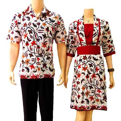 Baju Batik Modern Selain Dari Faktor Model Dan Desain Baju