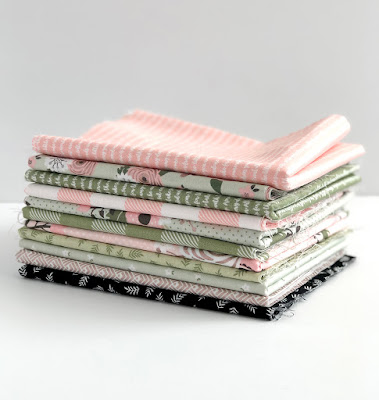 Modern Farmhouse fabrics from Riley Blake Designs found on A Bright Corner
