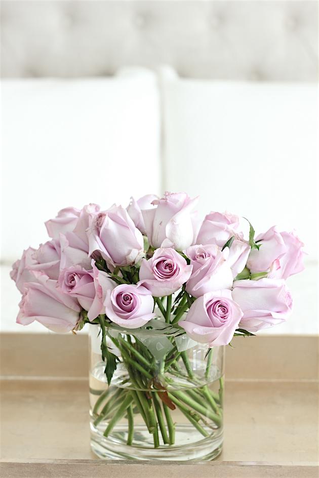 Savor Home | Lavender Roses