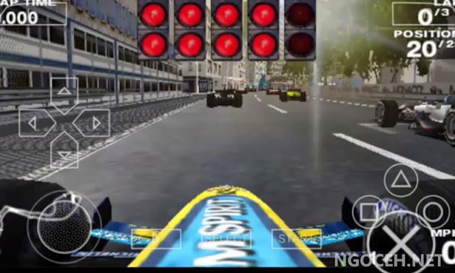Bermain Games PSP di Android Berhasil