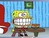 "<Imgsrc =""Dientes-de-Bob-Esponja.jpg"" width = ""278"" height ""217"" border = ""0"" alt = ""Bob Esponja con su periodontitis."">"