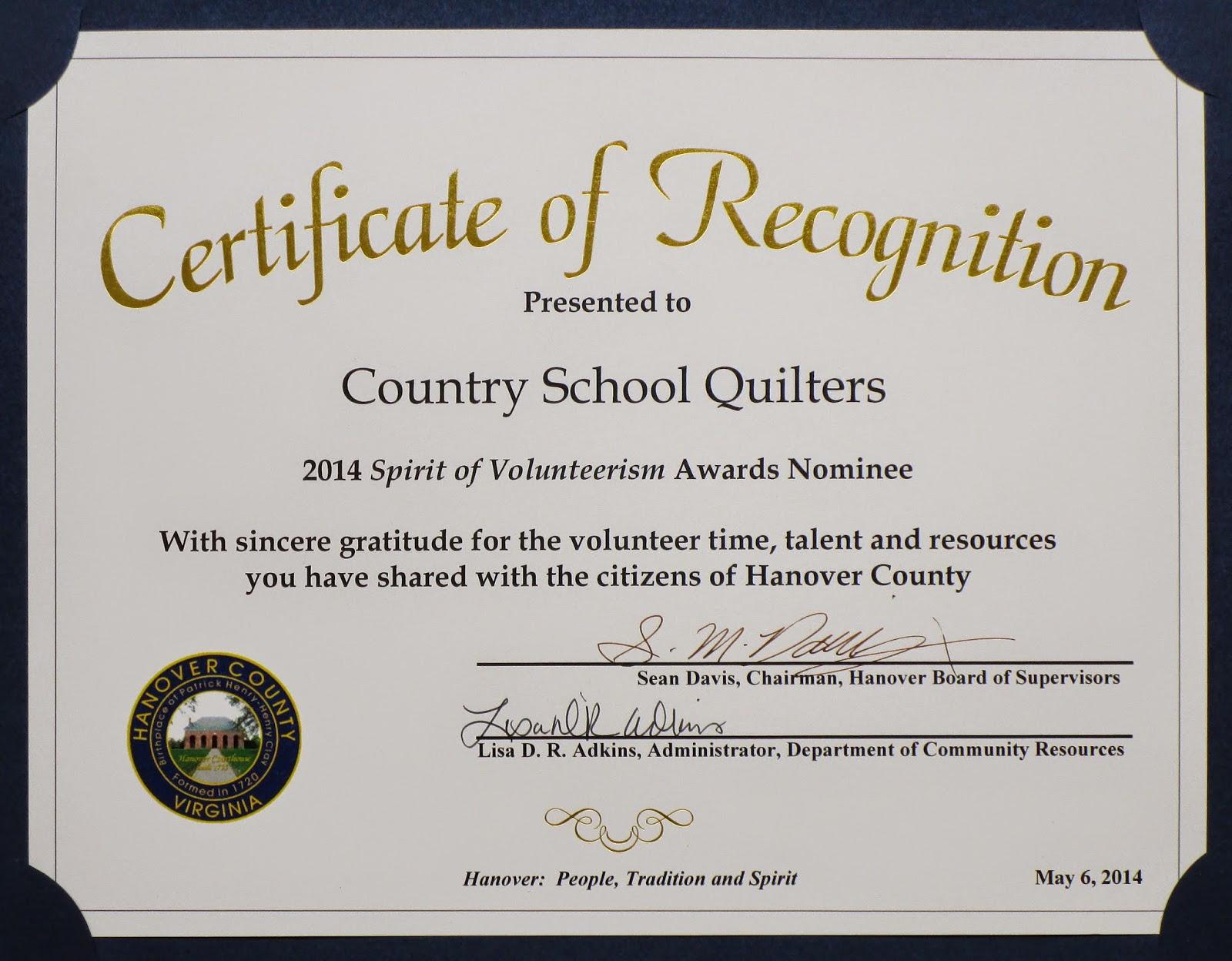 SEC Community Service Award winners |Christian Community Service Award