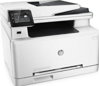 Herunterladen HP LaserJet Pro MFP Treiber M277dw Treiber Installieren Sie einen kostenlosen HP Drucker.