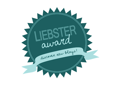 Nominowana do Liebster Blog Award