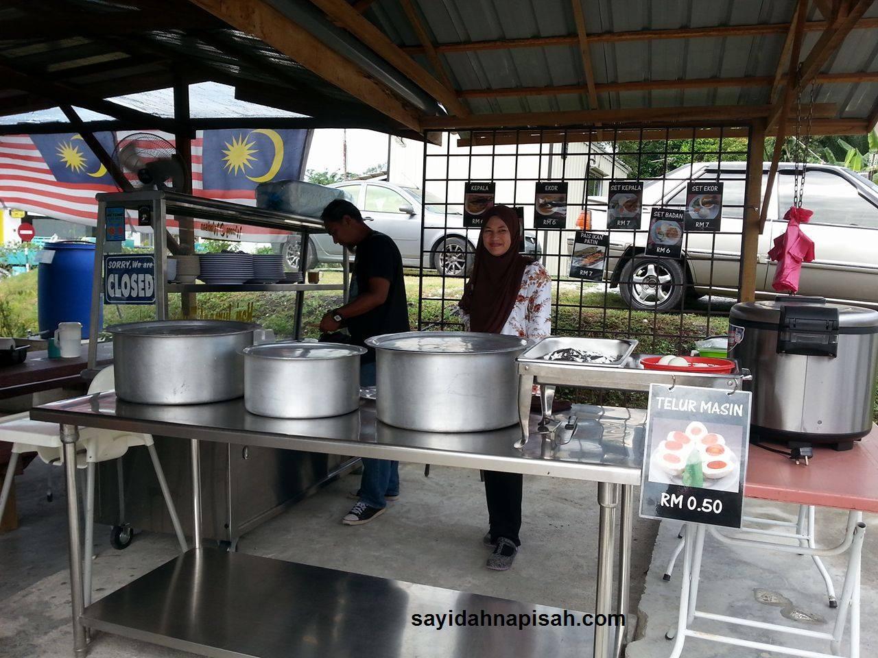 Restoran Ikan Patin Masak Tempoyak Nogori Sembilan
