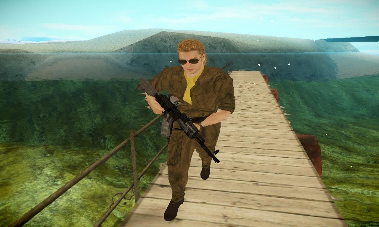 Kazuhira Miller Metal Gear Solid V Ground Zeroes The living human tragedy kazuhira mcdonnell benedict miller. kazuhira miller metal gear solid v