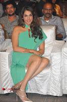 Actress Isha Koppikar Pos in Green Dress at Keshava Telugu Movie Audio Launch .COM 0033.jpg