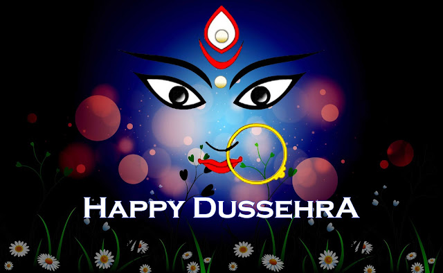 Happy Dussehra Wallpapers 2018